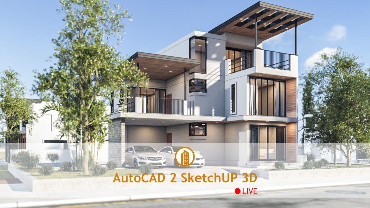 Modern House 3 Story
